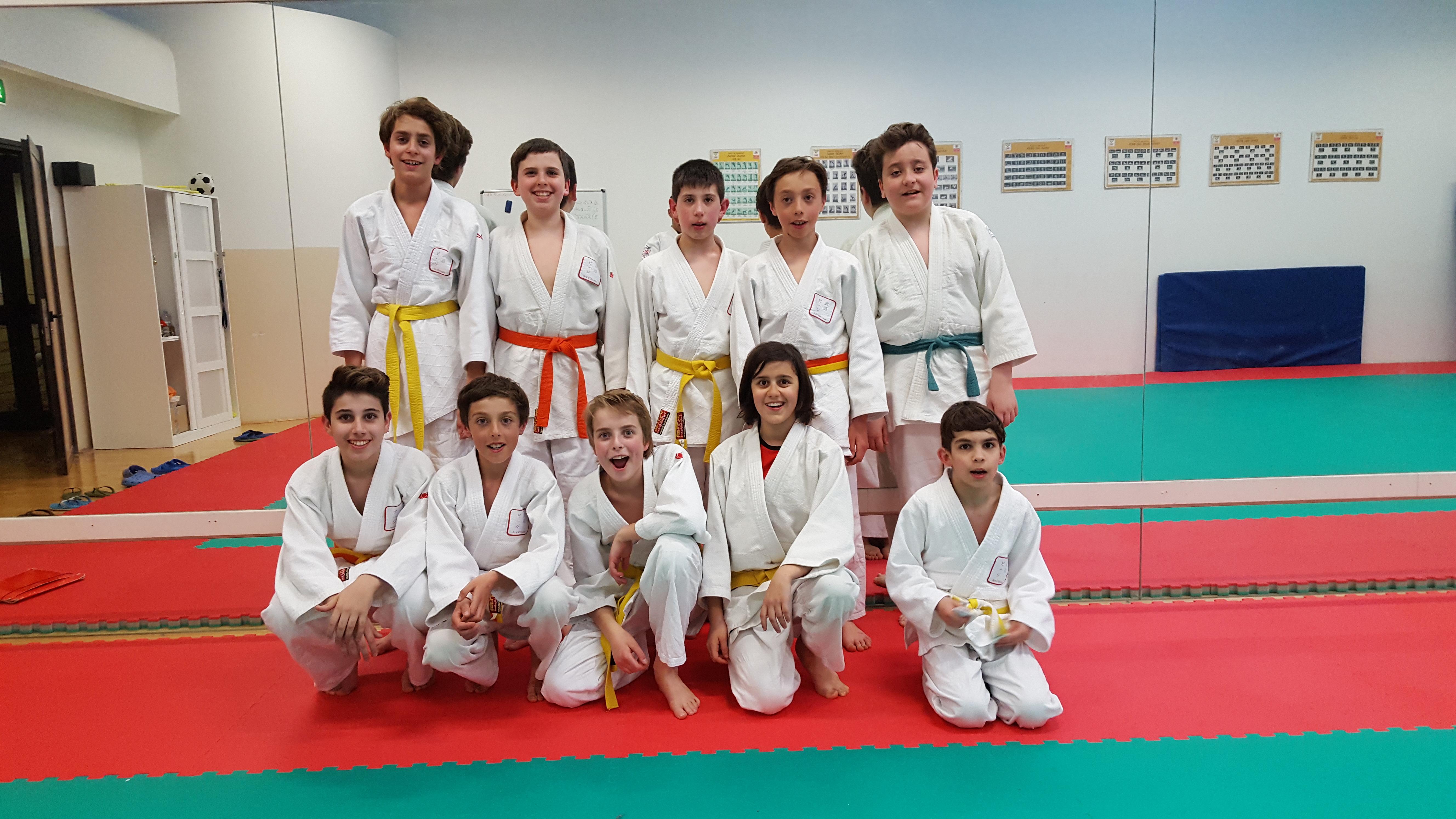 Judo ragazzi/adulti (12 anni in su)