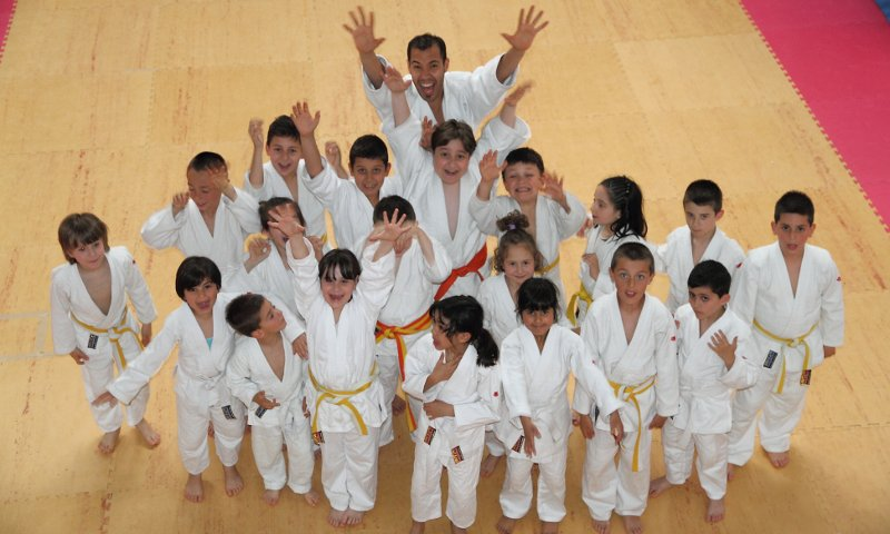 Judo bambini (7 – 11 anni)