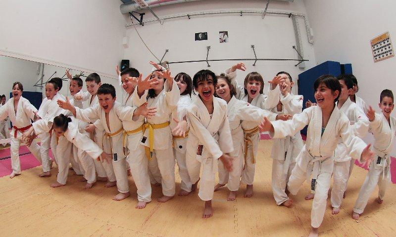 Judo principianti (4 – 10 anni)