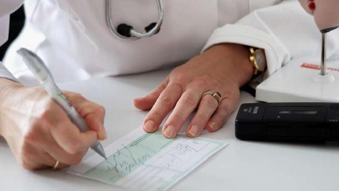 Visita medica in sede