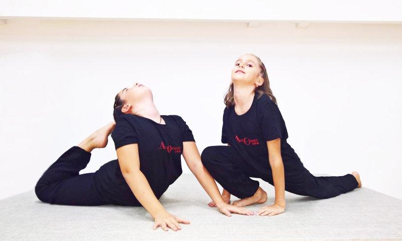 Yoga per bambini (7 – 11 anni)