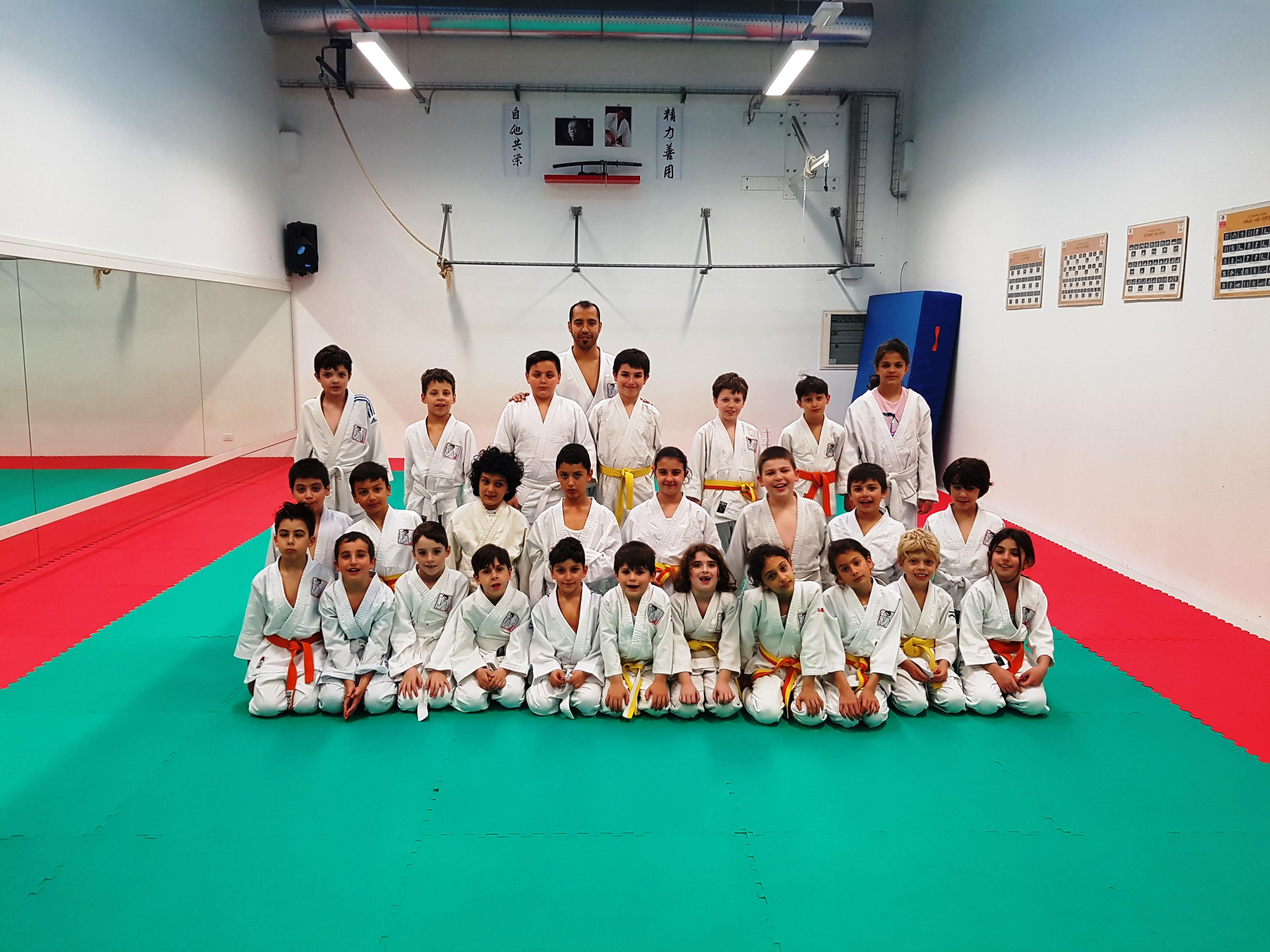 Judo bambini/ragazzi (8 – 12 anni)