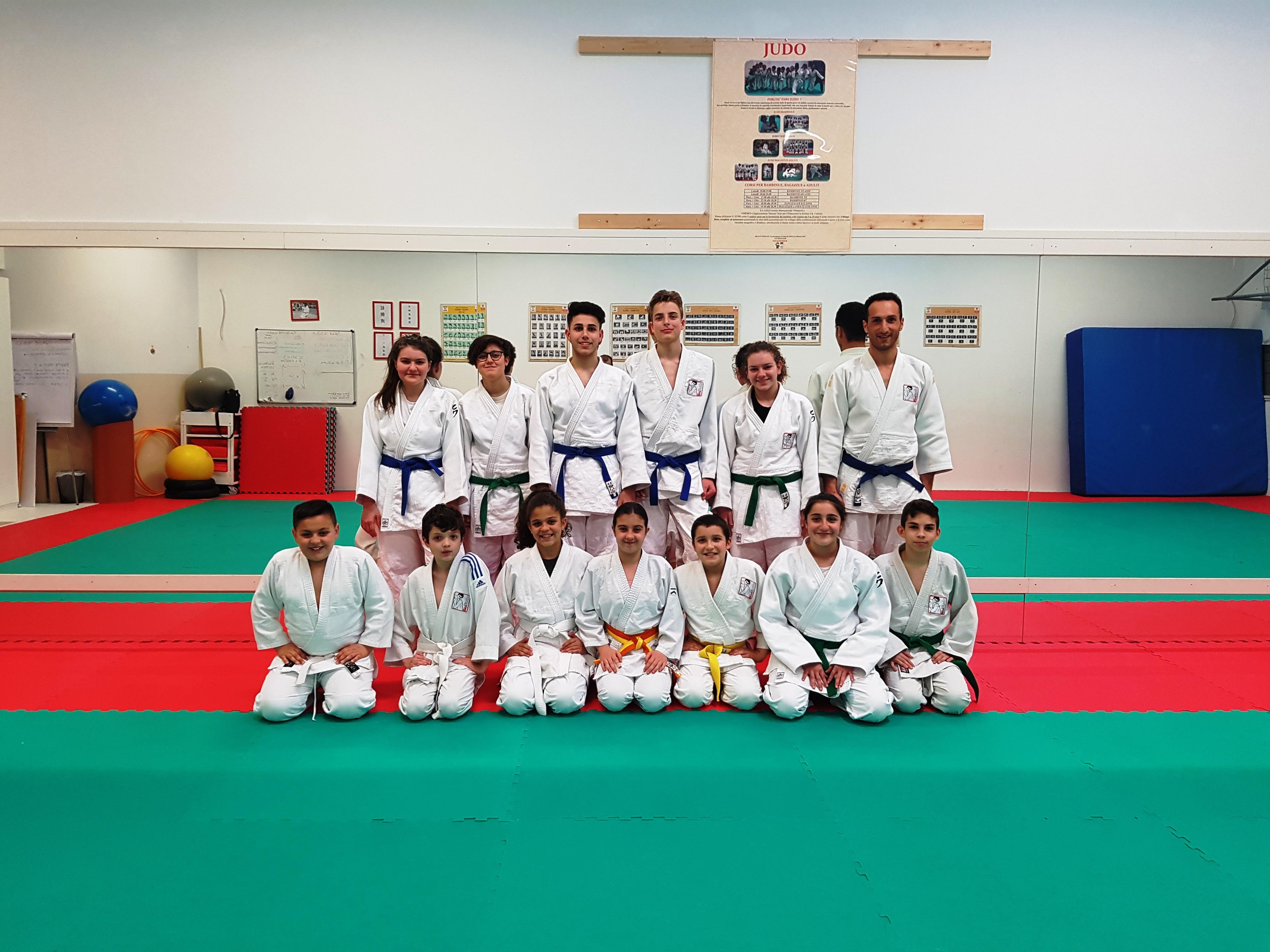 Judo ragazzi/adulti (13 anni in su)