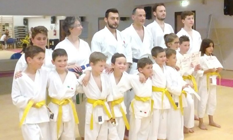 Karate bambini (7 – 12 anni)