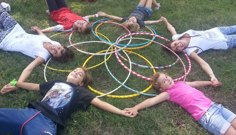 Hoop Dance per bambini