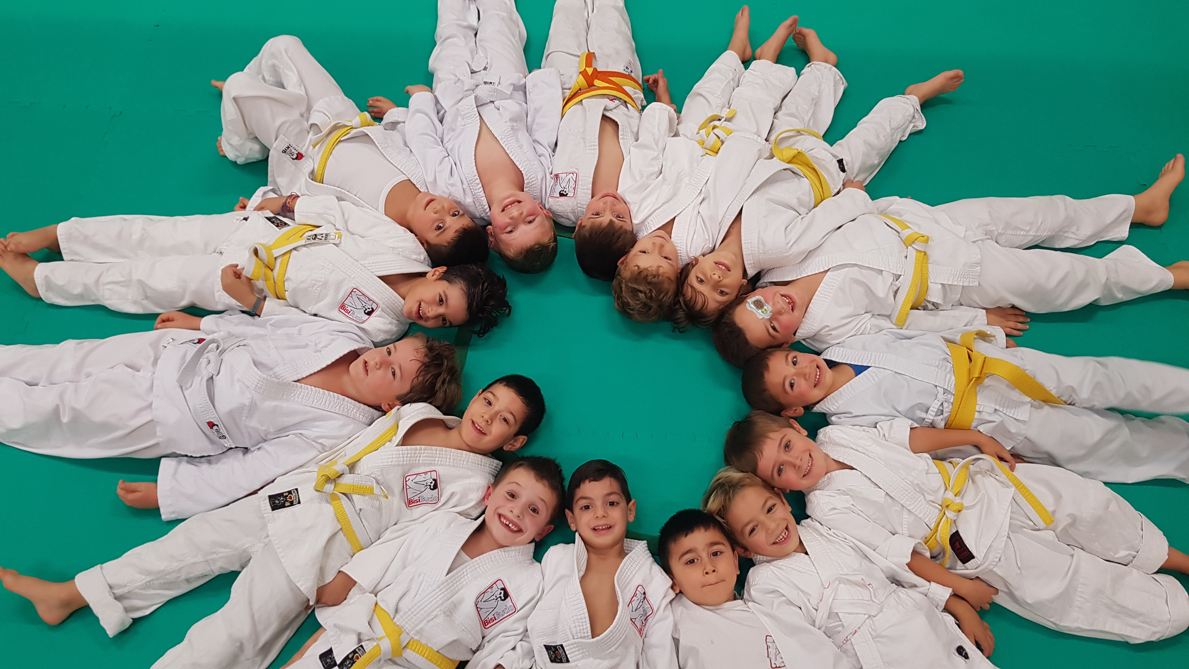 Judo Bambini (6 – 7 anni)