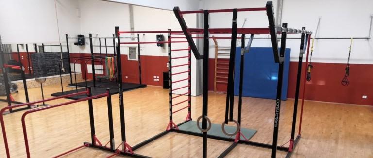 Regolamento Area Fitness